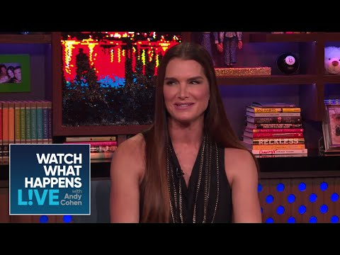 Donald Trump's Cringe-Worthy Attempt To Date Brooke Shields | WWHL