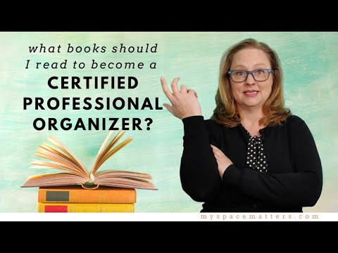 The Ultimate Reading List for Professional Organizers - YouTube