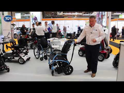 TGA StrongBack attendant-controlled wheelchair - a brief overview YouTube video thumbnail