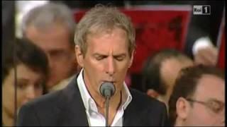 MICHAEL BOLTON Hallelujah  Concerto di Natale .mp4