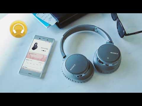 Sony WH-CH700N (ANC)