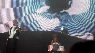 JLS - Work - Wembley Arena