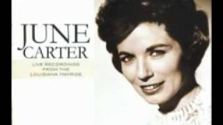 June Carter 1 Where No One Stands Alone