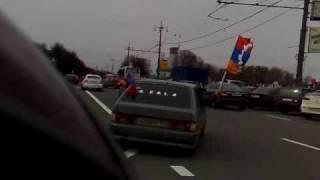 Автопробег за Путина