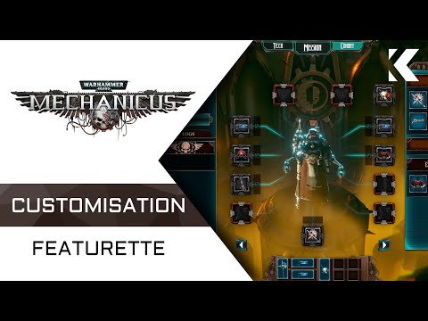 Warhammer 40,000, Mechanicus | Customisation thumbnail