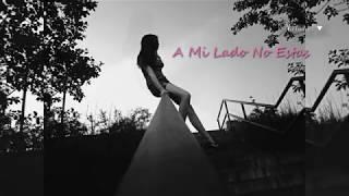 A Mi Lado No Estas - Base De Rap Romántico Triste - Prod. Mielodias