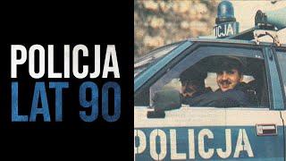 Po drugiej stronie barykady #02: Policja lat 90. Dlaczego była tak nieskuteczna?
