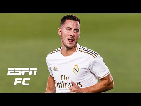 Manchester City vs. Real Madrid: Does Eden Hazard hold the key to Real Madrid advancing? | ESPN FC