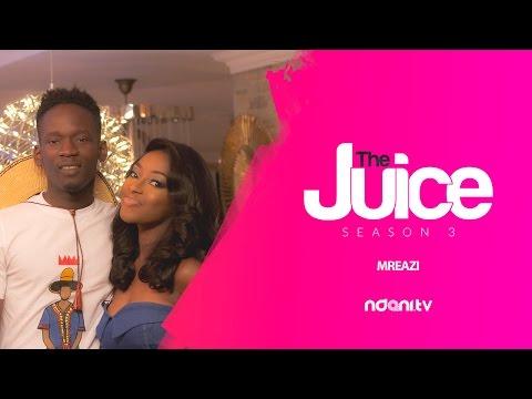 Mr Eazi on The Juice