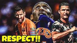 25 Most Beautiful Moments of Respect in Sports (Part 3 Moments of Respect)