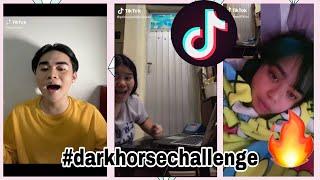DARK HORSE CHALLENGE TIKTOK COMPILATION || MAKE ME AN APHRODITE~~