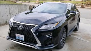 2017 Lexus RX350  Fsport IS BACK 🤦♂️/ PRICE REVEAL