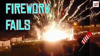 Firework Fails Compilation