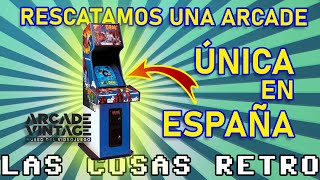La ÚNICA ARCADE TOOBIN' de España 🕹 Aventura Arcadeológica