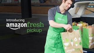 Amazon另一創新服務 AmazonFresh Pickup