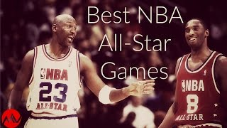 Best NBA All-Star Games Ever
