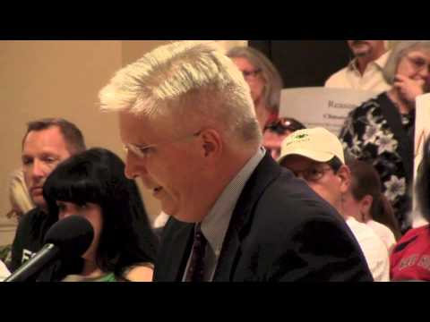 Video: Burlington City Council Meeting 8/12/13