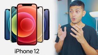 Apple iPhone 12 Series is Here ! *Shocking Indian Pricing*