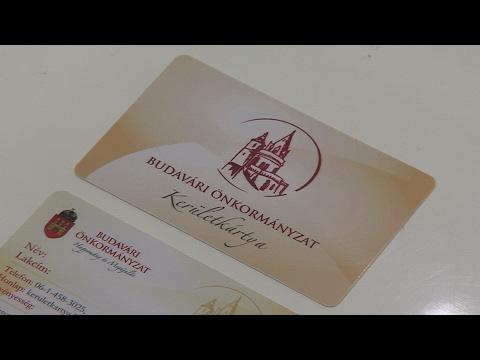 Megújult a Kerületkártya - video preview image