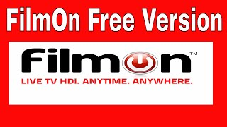 Filmon Tv FREE VERSION!!! Hacked Get Everything For Free Tv Service
