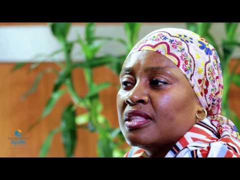 Mrs. Chika Ngozi Eze, Breast Cancer Survivor at Apollo Hospitals Delhi