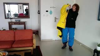 איך להתלבש למסע חורף בגרינלנד