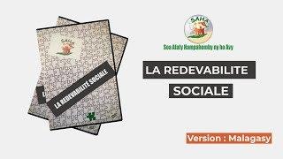LA REDEVABILITÉ SOCIALE (Version: Malagasy)