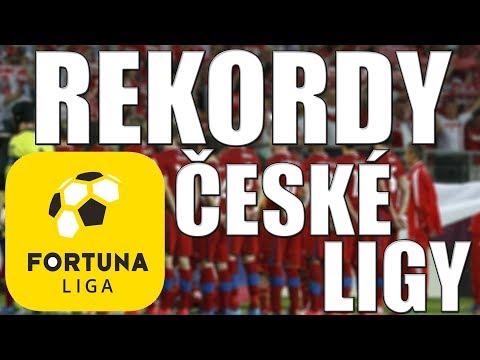 REKORDY ČESKÉ FOTBALOVÉ LIGY!  |#1|