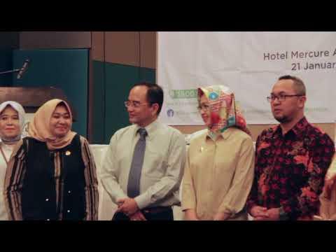 Sosialisasi Jaminan Sosial Ketenagakerjaan Sektor Jasa Konstruksi bersama Walikota Tangerang Selatan