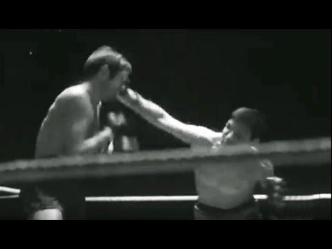 1968 Pedro Carrasco vs Bruno Melissano - Boxeo Campeonato Europeo Peso Ligero, Barcelona