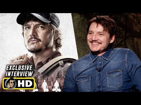Pedro Pascal interview for Triple Frontier