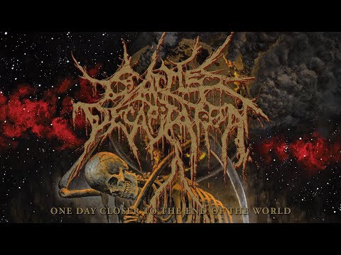 """Cattle Decapitation """"One Day Closer to the End of"""