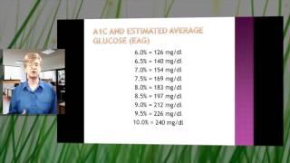 What is the A1C?
