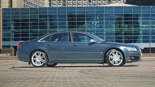 НЕ едет, НЕ рулится, Audi S8.