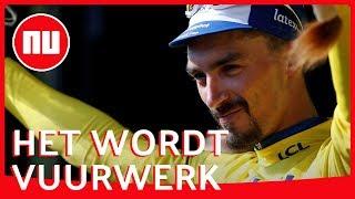 Tour dag 9:  'Dubbel vuurwerk voor de Fransen' | NU.nl