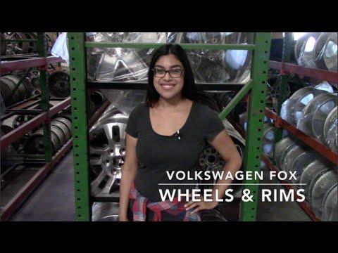 Factory Original Volkswagen Fox Wheels & Volkswagen Fox Rims – OriginalWheels.com
