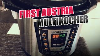 Austria First Multikocher