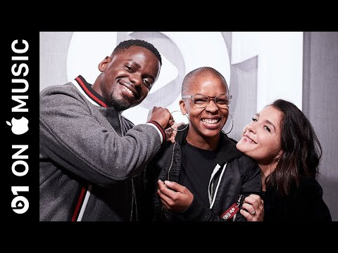 'Black Panther' star Daniel Kaluuya Shares the Weirdest Thing on Set [P3] | Beats 1 | Apple Music