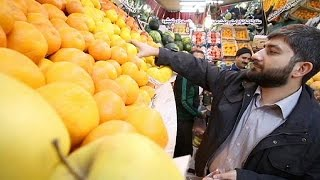 Тегеран - город контрастов