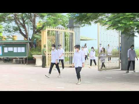 Huyện Thường Tín diễn tập công tác coi thi tuyển sinh vào lớp 10 năm học 2021 2022
