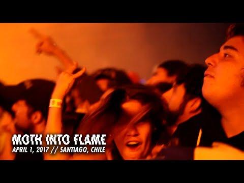 Metallica: Moth Into Flame (Santiago, Chile - April 1, 2017)