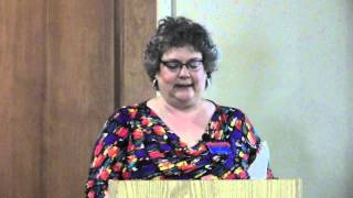 Susan Heffington discusses leadership with regard to the Arkansas Society of Freethinkers