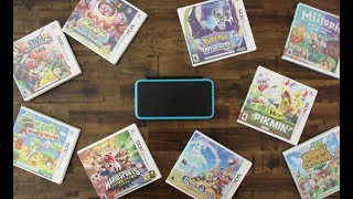 The 5 BEST Games on The Nintendo 3DS RIGHT NOW!!