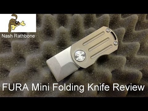 FURA Mini Folding Knife Review