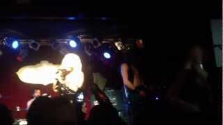 Doro - Hero - live at B.B. King Blues Club & Grill, New York, NY 02/04/2013