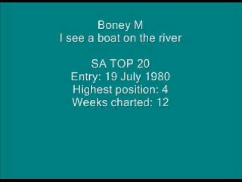 Boney M - I see a boat on the river.wmv