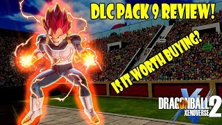Xenoverse 2 DLC Pack 9 Is One Of The Best DLC's Yet? DLC Pack 9 Review