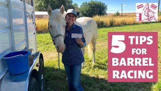 5 Tips To Improve Your Barrel Racing
