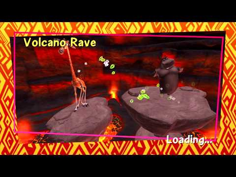 Madagascar: Escape 2 Africa (2008) (PC Game) - #16 - Volcano Rave