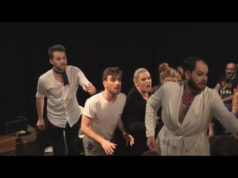 El Don Juan más provocativo aterriza en Edimburgo